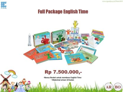 English Time Full Package
