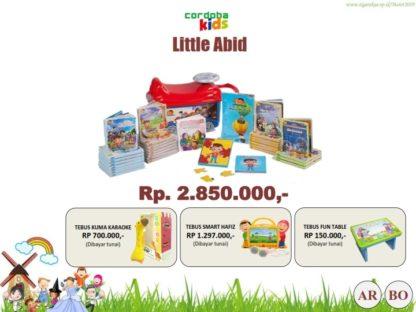 Little Abid tebus Kuma, Smart Hafiz, fun Table