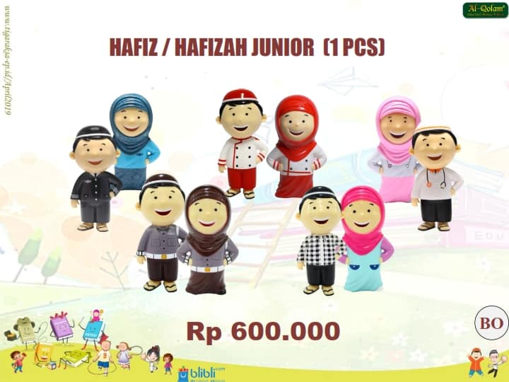 PROMO APRIL Hafiz Junior 1 pc