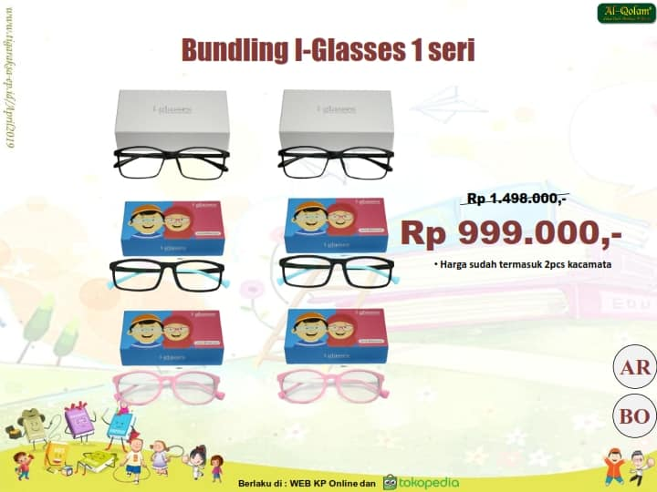PROMO APRIL I GLASSES