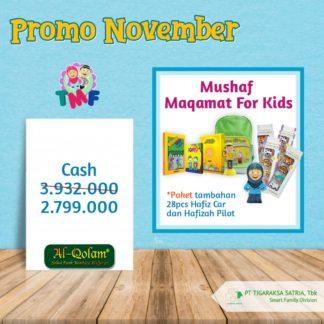 Promo November 2019 ; Mushaf Maqamat For Kids