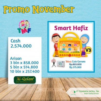 Promo November 2019 ; Smart Hafiz Tebus Murah Super Cute Camera