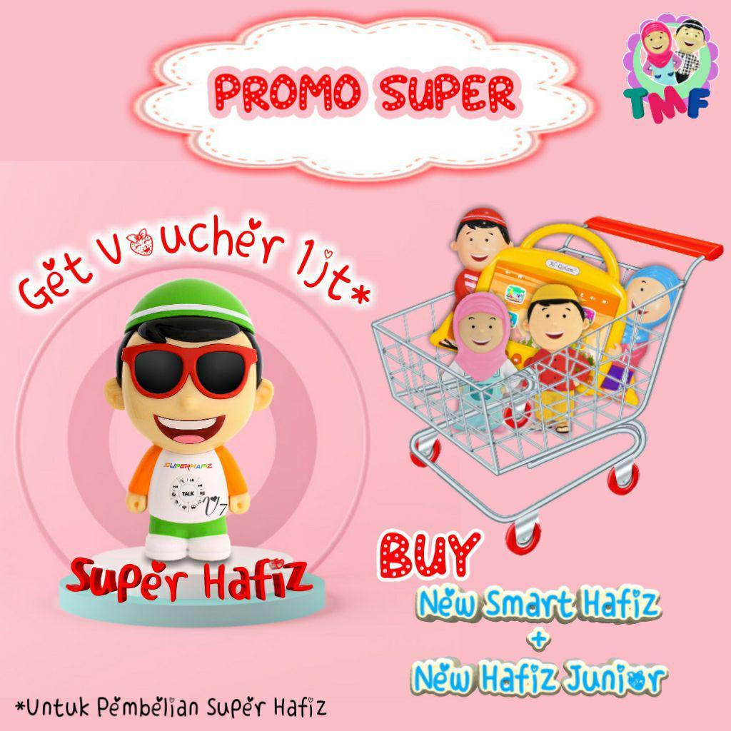Promo Voucer Super Hafiz
