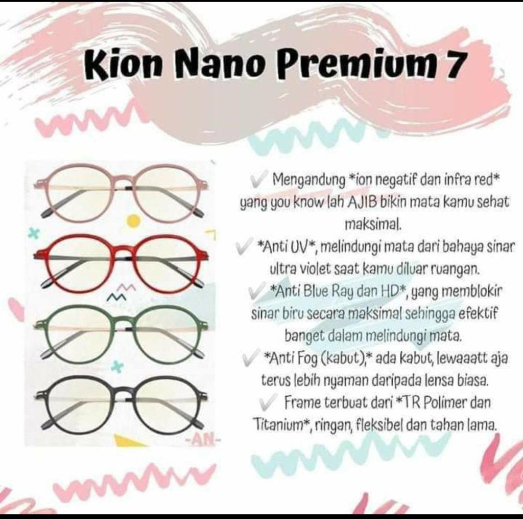 K ion premium 7