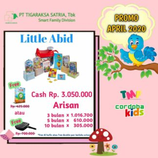 Little Abid promo 3