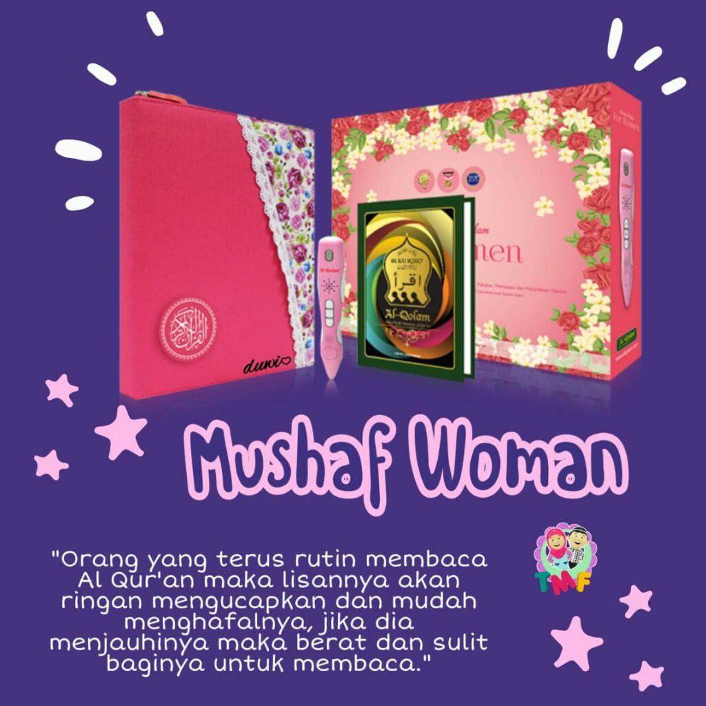 Mushaf For Women